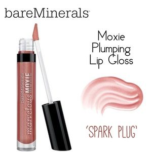 BARE MINERALS Moxie Plumping Lip Gloss